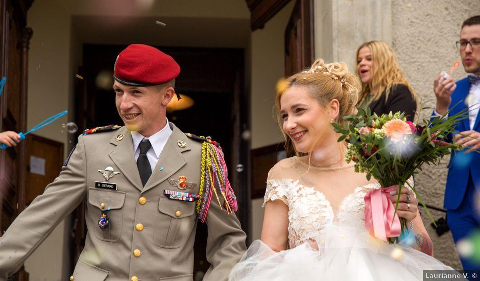 Le mariage de Romain et Mégane à Castres, Tarn