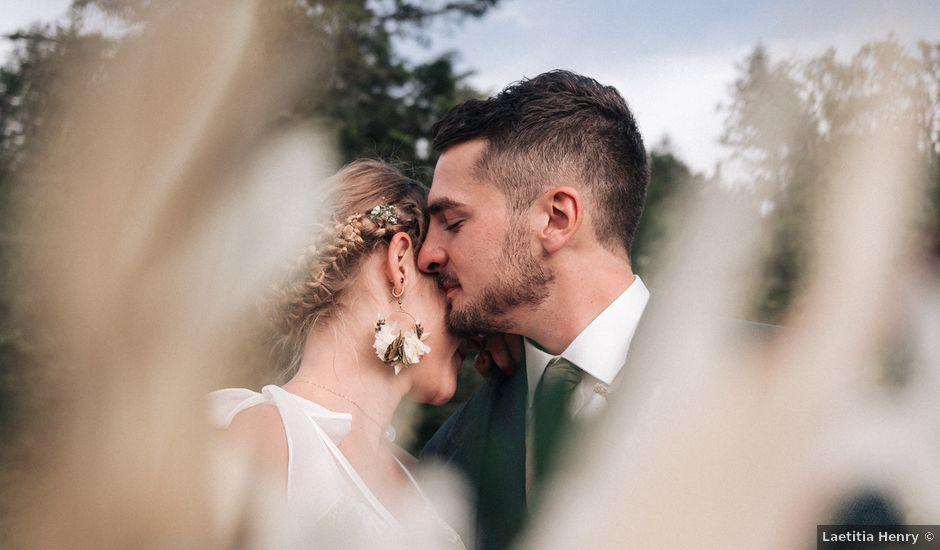 Le mariage de Antoine et Margaux à Cornimont, Vosges