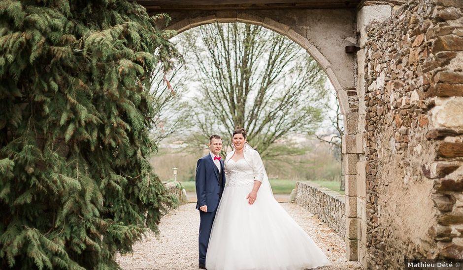 Le mariage de Benjamin et Emilie à Le Pallet, Loire Atlantique