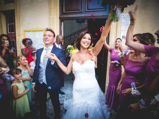 Le mariage de Rajaa et Fabrice