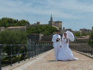 Le mariage de Bertrand  et Agnès
