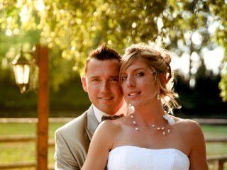 Le mariage de Lucie et Stephan 1