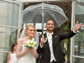 Le mariage de Aline et Halim