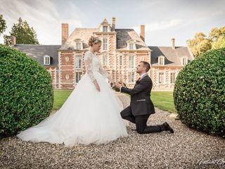 Le mariage de Laura et Mickael
