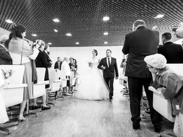 Le mariage de Christophe et Aurélie à Grenoble, Isère 8