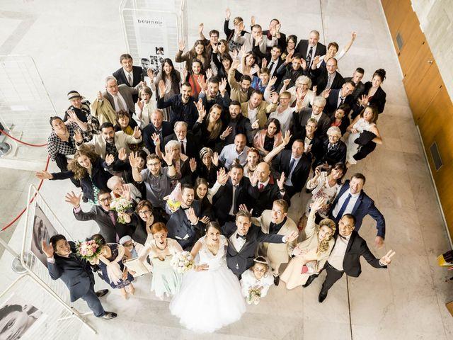 Le mariage de Christophe et Aurélie à Grenoble, Isère 11