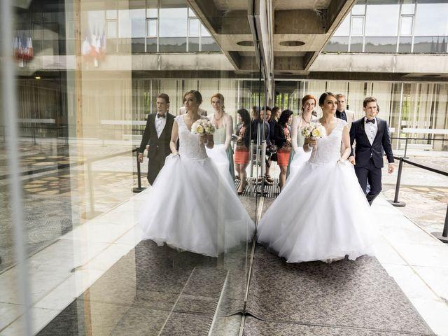 Le mariage de Christophe et Aurélie à Grenoble, Isère 13