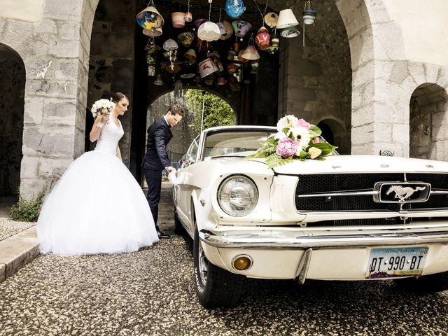 Le mariage de Christophe et Aurélie à Grenoble, Isère 15