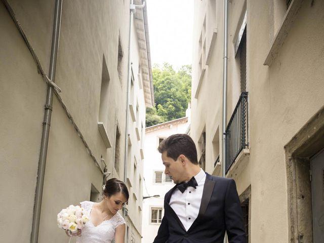 Le mariage de Christophe et Aurélie à Grenoble, Isère 22