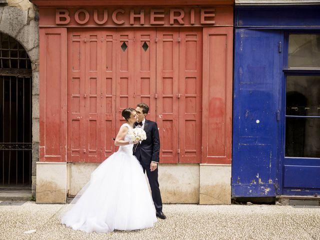 Le mariage de Christophe et Aurélie à Grenoble, Isère 23