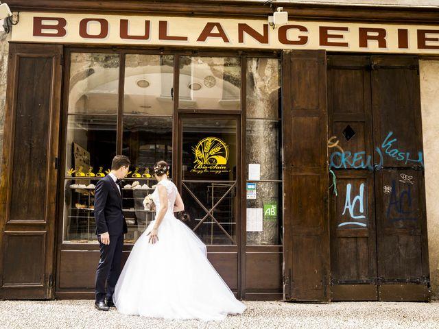 Le mariage de Christophe et Aurélie à Grenoble, Isère 24