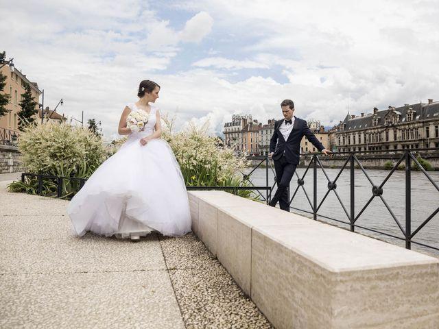 Le mariage de Christophe et Aurélie à Grenoble, Isère 27