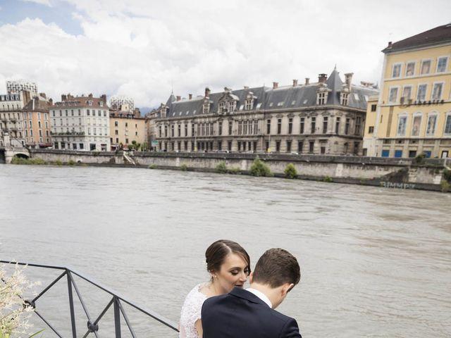 Le mariage de Christophe et Aurélie à Grenoble, Isère 28