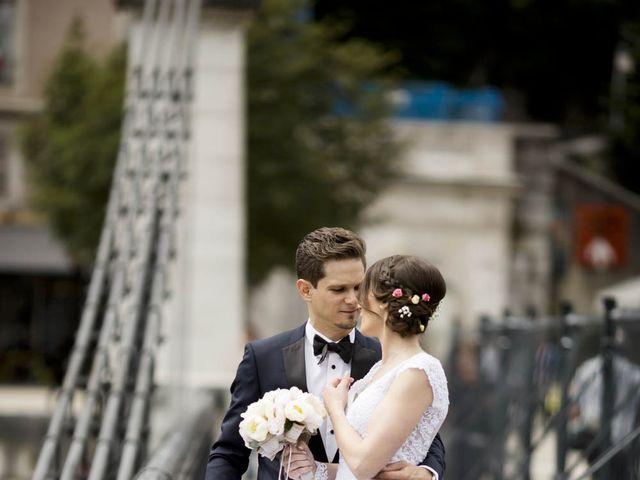 Le mariage de Christophe et Aurélie à Grenoble, Isère 29