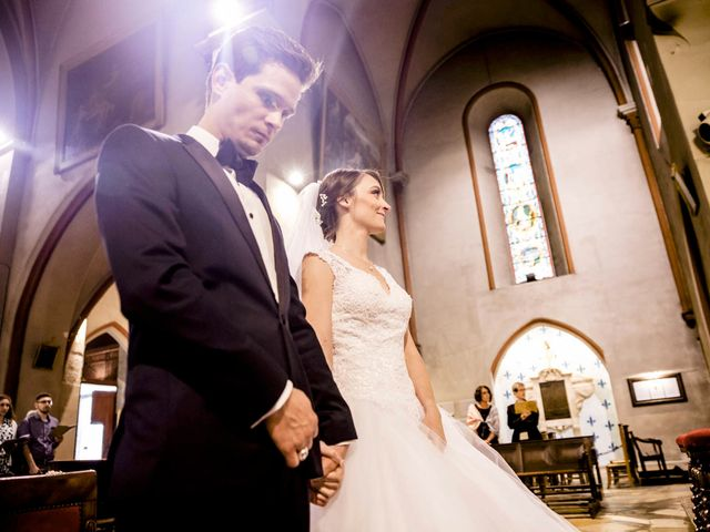 Le mariage de Christophe et Aurélie à Grenoble, Isère 36