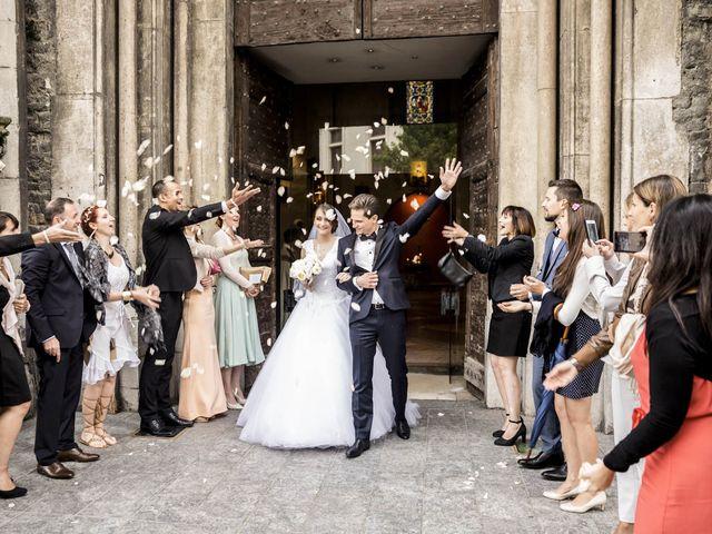Le mariage de Christophe et Aurélie à Grenoble, Isère 39