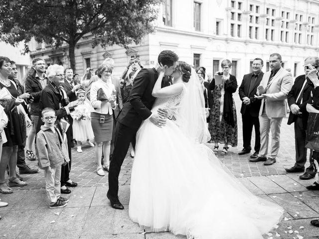 Le mariage de Christophe et Aurélie à Grenoble, Isère 40
