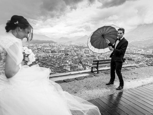 Le mariage de Christophe et Aurélie à Grenoble, Isère 47