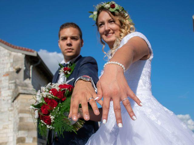 Le mariage de Valentin et Marine
