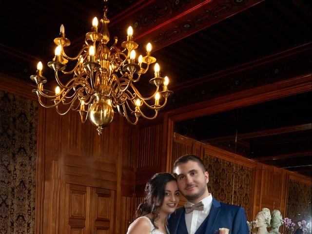 Le mariage de Romain et Sarah à Nantes, Loire Atlantique 25