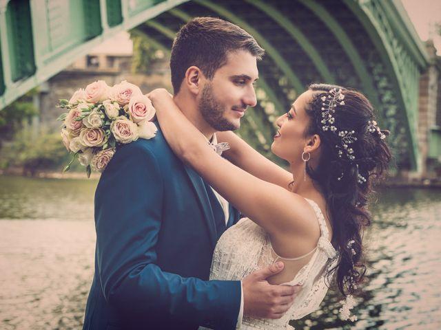 Le mariage de Romain et Sarah à Nantes, Loire Atlantique 32