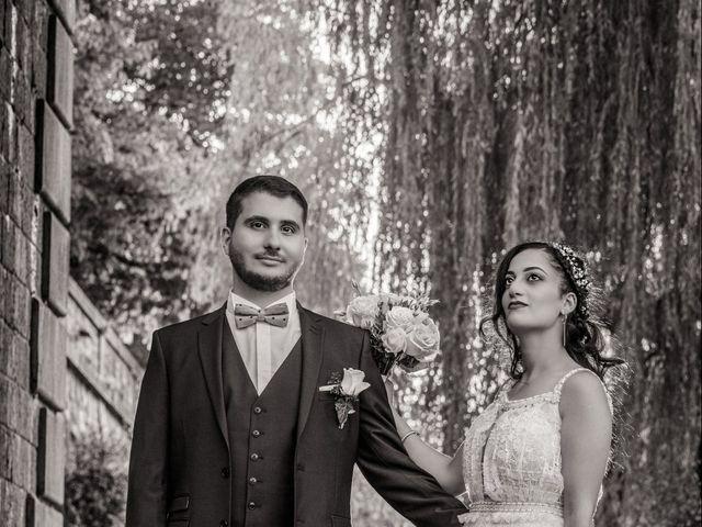 Le mariage de Romain et Sarah à Nantes, Loire Atlantique 33