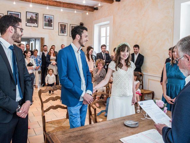 Le mariage de Benjamin et Caroline à Ventabren, Bouches-du-Rhône 4