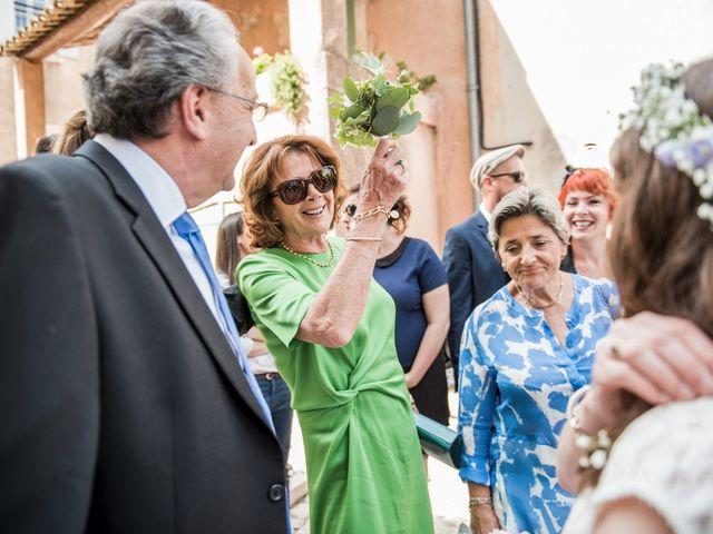 Le mariage de Benjamin et Caroline à Ventabren, Bouches-du-Rhône 17