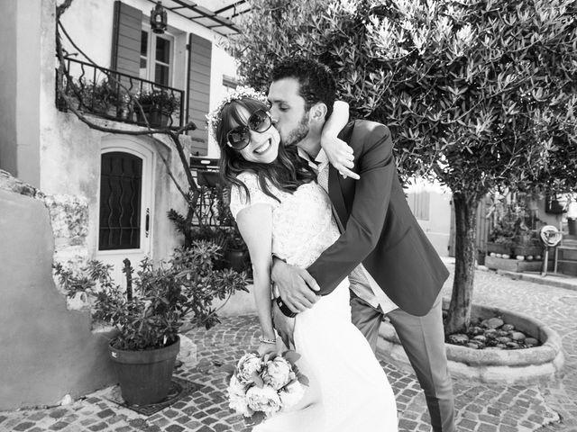Le mariage de Benjamin et Caroline à Ventabren, Bouches-du-Rhône 33