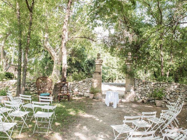 Le mariage de Benjamin et Caroline à Ventabren, Bouches-du-Rhône 42