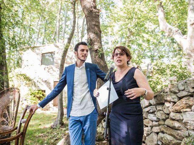 Le mariage de Benjamin et Caroline à Ventabren, Bouches-du-Rhône 45