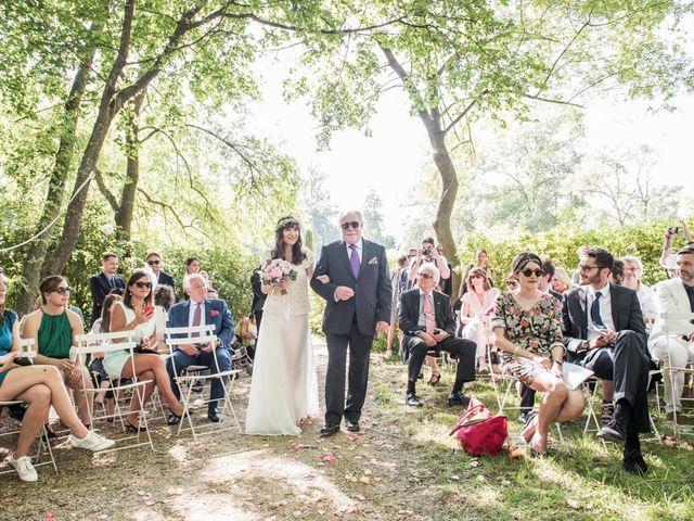 Le mariage de Benjamin et Caroline à Ventabren, Bouches-du-Rhône 47
