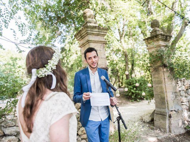 Le mariage de Benjamin et Caroline à Ventabren, Bouches-du-Rhône 61