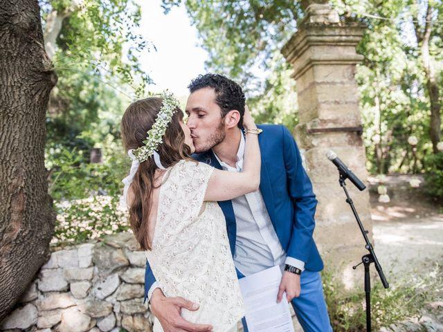 Le mariage de Benjamin et Caroline à Ventabren, Bouches-du-Rhône 62