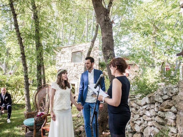 Le mariage de Benjamin et Caroline à Ventabren, Bouches-du-Rhône 63