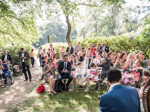 Le mariage de Benjamin et Caroline à Ventabren, Bouches-du-Rhône 73