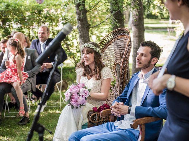 Le mariage de Benjamin et Caroline à Ventabren, Bouches-du-Rhône 76