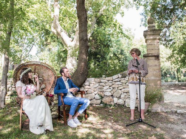 Le mariage de Benjamin et Caroline à Ventabren, Bouches-du-Rhône 80
