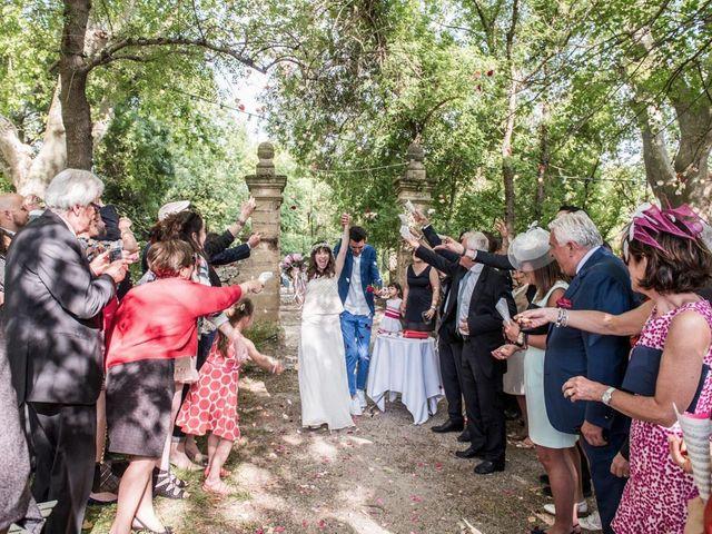 Le mariage de Benjamin et Caroline à Ventabren, Bouches-du-Rhône 96
