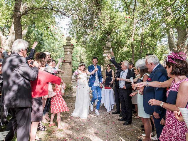 Le mariage de Benjamin et Caroline à Ventabren, Bouches-du-Rhône 97