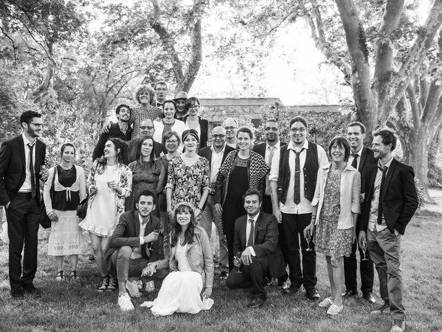 Le mariage de Benjamin et Caroline à Ventabren, Bouches-du-Rhône 128