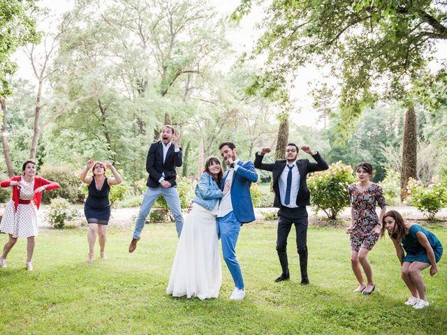 Le mariage de Benjamin et Caroline à Ventabren, Bouches-du-Rhône 130