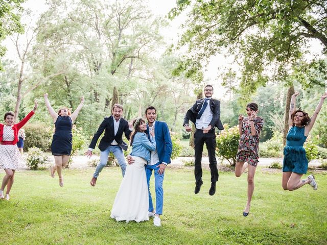 Le mariage de Benjamin et Caroline à Ventabren, Bouches-du-Rhône 134
