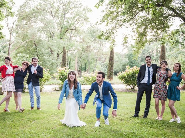 Le mariage de Benjamin et Caroline à Ventabren, Bouches-du-Rhône 136