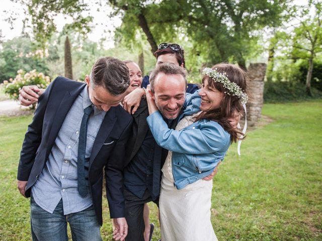 Le mariage de Benjamin et Caroline à Ventabren, Bouches-du-Rhône 153