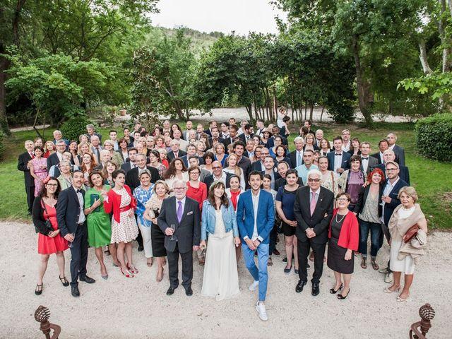 Le mariage de Benjamin et Caroline à Ventabren, Bouches-du-Rhône 157