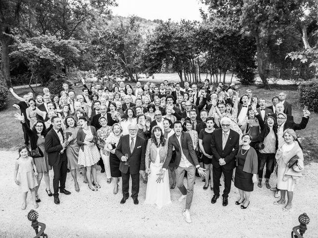 Le mariage de Benjamin et Caroline à Ventabren, Bouches-du-Rhône 158