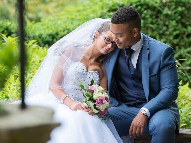 Le mariage de Morgane et Amaury