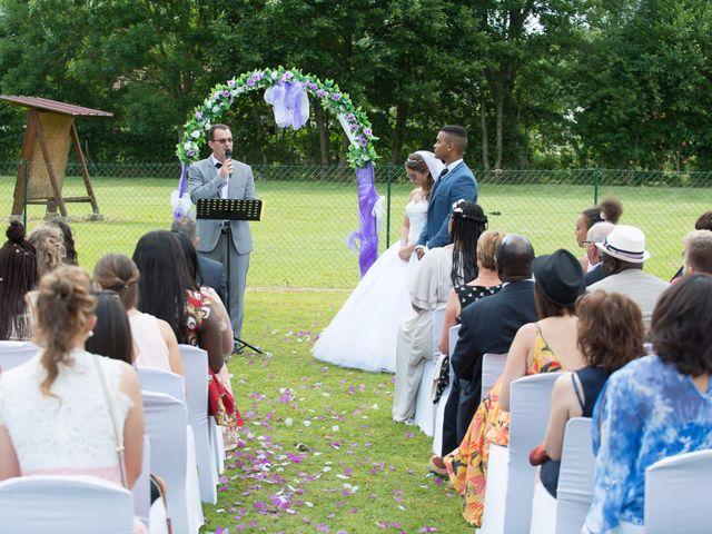 Le mariage de Amaury et Morgane à Chartres, Eure-et-Loir 12