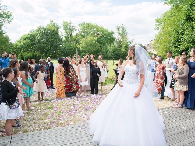 Le mariage de Amaury et Morgane à Chartres, Eure-et-Loir 17